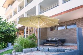 Bewirtung Hotelgarten