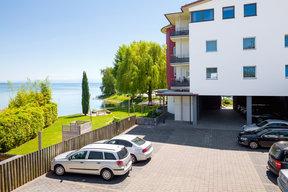 Parkmöglichkeiten auf eigenem Hotelparkplatz.